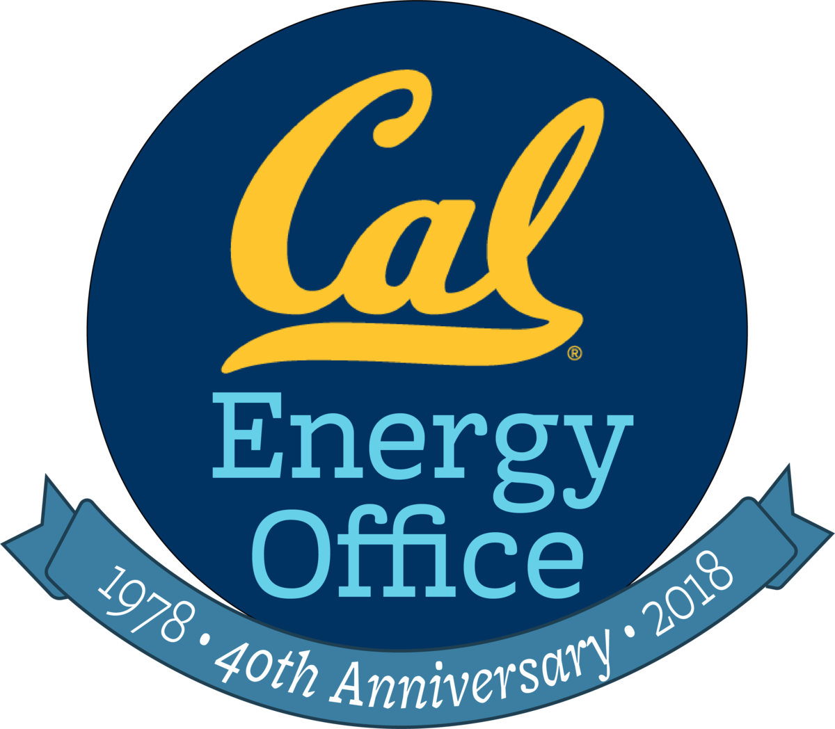 Energy Office Logo - 40th Anniversary