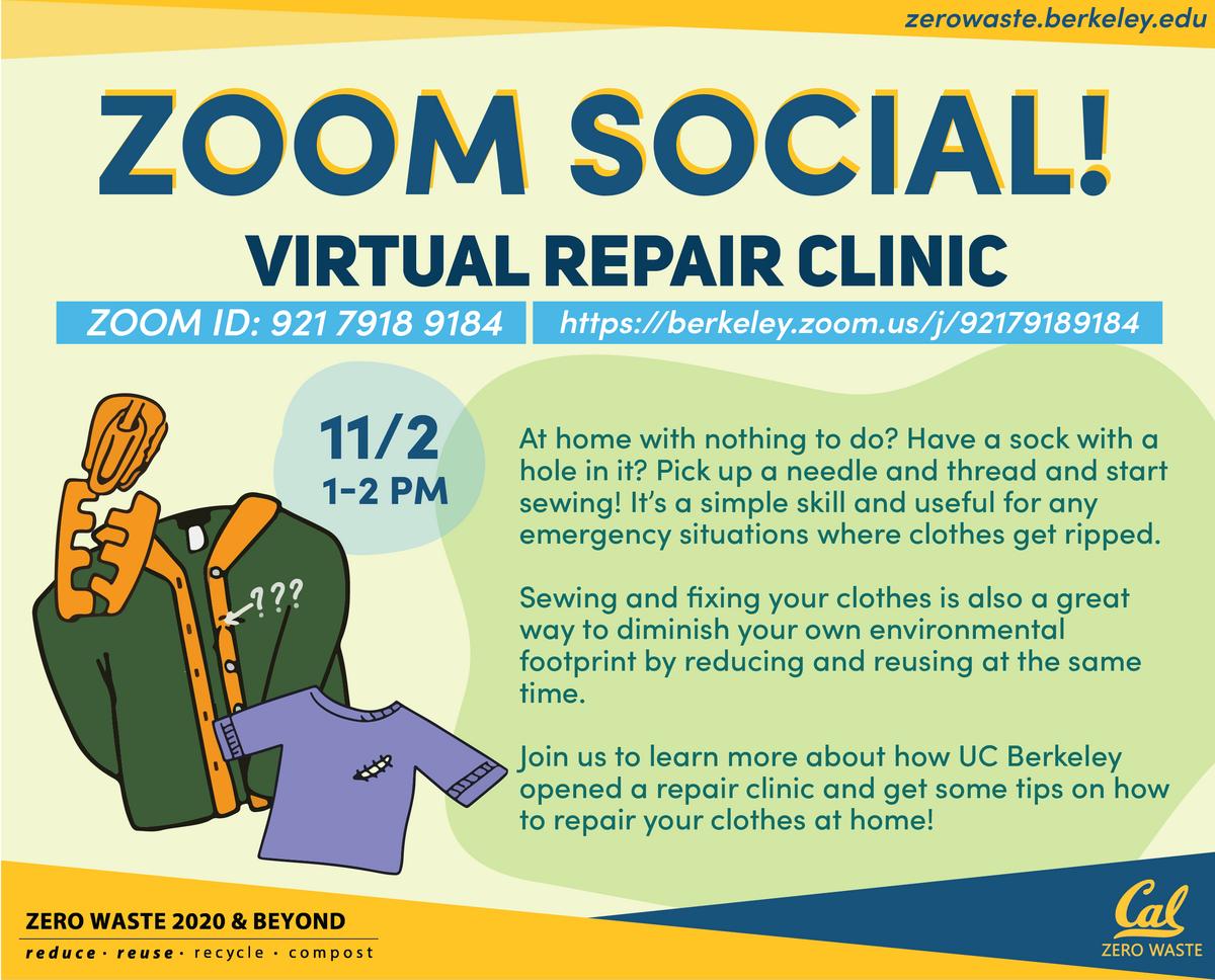 Virtual Repair Clinic